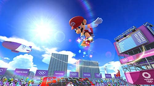 Mario & Sonic at the Olympic Games - Actualités des Jeux Videos