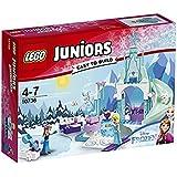 LEGO Juniors 10736 - Il Castello di Ghiaccio di Elsa e Anna