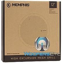 "Memphis BRMG12 12"" High Excursion Subwoofer Grill"