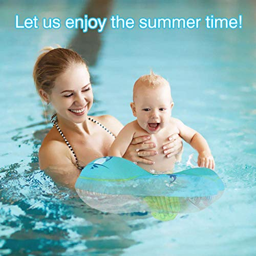 IEKOFO Inflatable Baby Swimming Float Ring Children Waist Float Ring Underarm Inflatable Floats Pool Toys Swimming Pool Accessories for The Age of 3-36 Months by IEKOFO (Image #4)