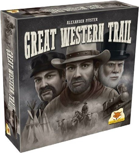 Plan B Games Great Western Trail by Plan B Games