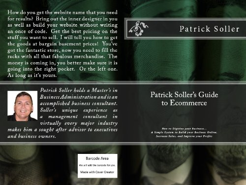 Download Patrick Soller's Guide to Ecommerce Pdf