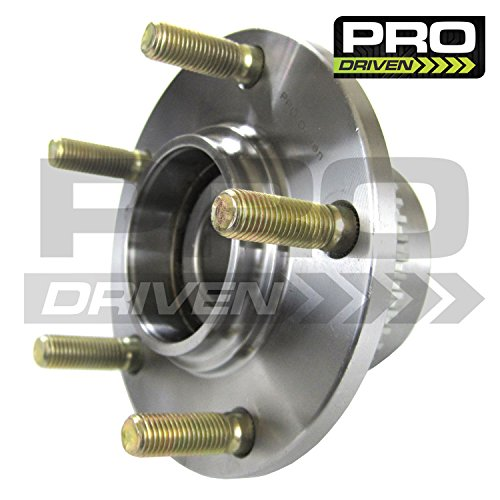 Pro Driven 512267 Wheel Bearing & Hub Assembly Rear for Hyundai Tucson 2WD, Kia Sportage 1-pc (Kia Wheel Hub Assembly)