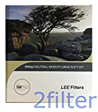 Lee Filters SW150 Soft Edge Grad ND Set - Includes 0.3, 0.6 & 0.9 Soft Edge Grads