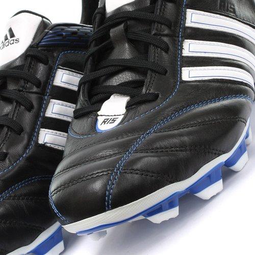 Adidas - Zapatillas de rugby para hombre Black1/Runwhi/Priblu