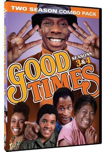 Good Times Seasons 3 & 4