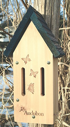 Audubon Butterfly Shelter, Wooden