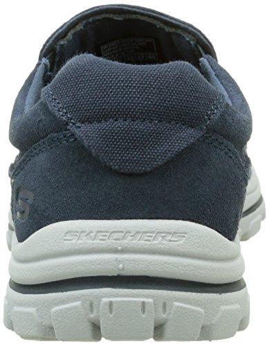 Skechers Herren Blau Navid Sneaker Braver Nvy xxwHZB