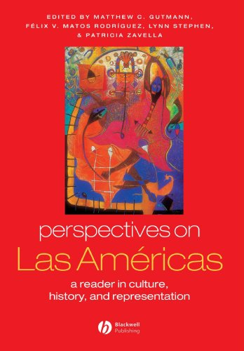 Perspectives on Las Americas: A Reader in Culture, History, and Representation (Global Perspectives) -