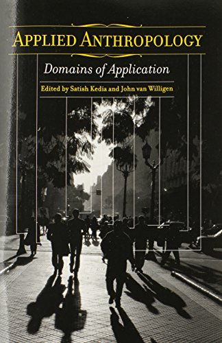Applied Anthropology: Domains Of Application