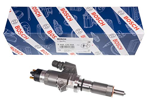 (LB7 Injector Genuine Bosch Brand New Replacement Injector for 2001-2004.5 Duramax)