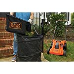 BLACK+DECKER Lawn Mower, Corded, 13 Amp, 20-Inch (BEMW213) 19 Push mower comes with 13 Amp motor to power through tall grass Electric mower can adjust height with 6 settings for precise cutting specifications Push lawn mower comes with easy Fold handle for convenient storage when not in use