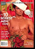 img - for Playgirl Magazine, issue dated December 1999: Ten Sexiest Men of 1999; The Year's Tastiest Eye candy--Tom Cruise, Ricky Martin, Chris Rock, Derek Jeter book / textbook / text book