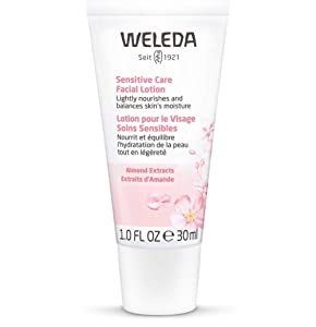Weleda Soothing Facial Cream, Almond, 1 Fluid Ounce