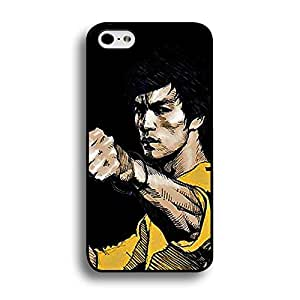 Dashing Bruce Lee Phone Case Cover for Iphone 6 Plus/6s Plus 5.5 inch Bruce Lee Confident