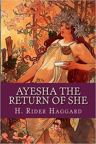 Znalezione obrazy dla zapytania haggard ayesha