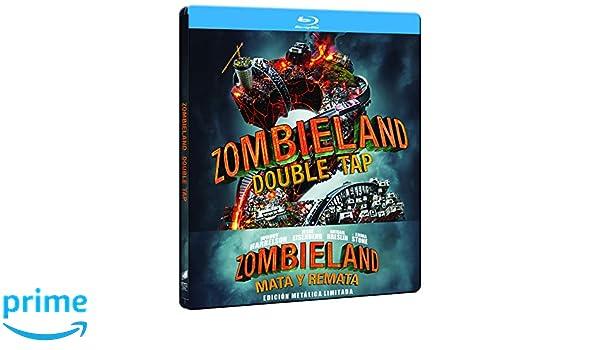 Zombieland 2: Mata y remata - Edición especial metal BD Blu ...