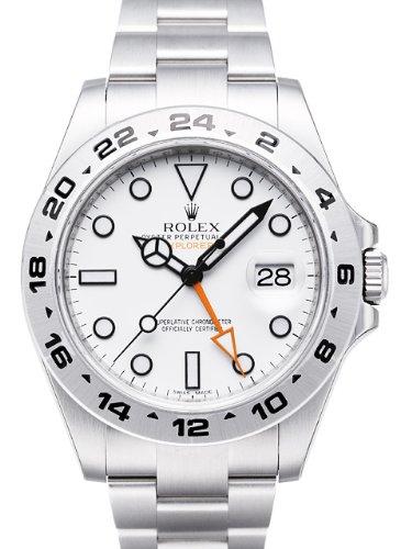 ロレックス メンズ腕時計 エクスプローラー2 216570WH B00GQ78O3G
