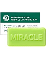 Ifactory SomeByMi [SomeBymi] Aha. Bha. Pha 30Days Miracle Cleansing Bar Soap/Exfoliation/Impurity cleaning/Pore cleaning 106g/3.7oz