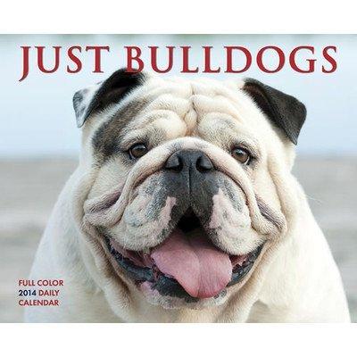 UPC 709786026517, Just Bulldogs 2014 Box Calendar