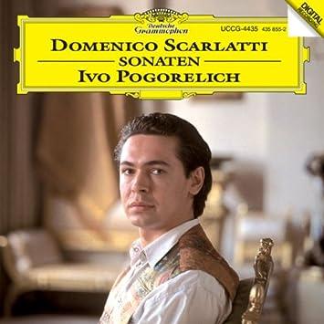 Ivo Pogorelich Scarlatti Sonaten Amazon Com Music