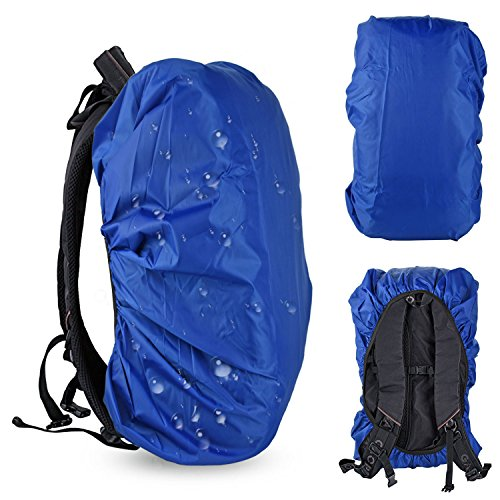 Cheap Waterproof Backpack Rain Cover, Ultralight Water Resistant Stored Bag Suitable for 30-40L Backpack, Rainproof Protector Pack Covers For Camping, Hiking, Climbing, Cycling Traveling Outdoor Activities
