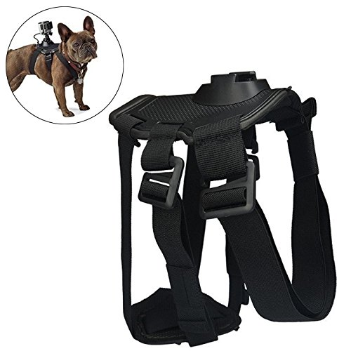Alfie Pet by Petoga Couture - Enfys GoPro Hero 4/3+/3/2/1 Harness for Pet by Alfie (Image #8)