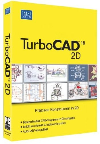 Turbo Cad V 18 2D