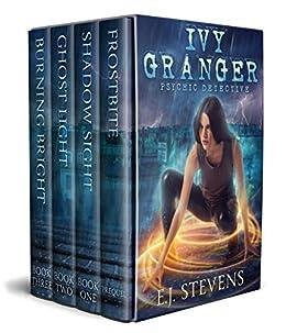 Ivy Granger Psychic Detective Box Set: Frostbite, Shadow Sight, Ghost Light, Burning Bright (Books 1-3, Bonus Prequel) by [Stevens, E.J.]