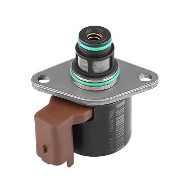 Válvula del metro de la presión del regulador del aceite de gasolina del coche de la