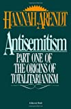 Image of Antisemitism: Part One of The Origins of Totalitarianism