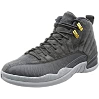 3a6fcaa21c Tênis Nike Air Jordan 12 Retro Dark Grey Basketball