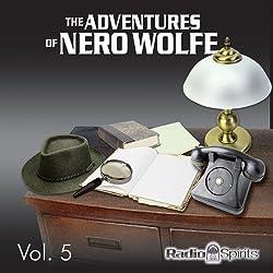Adventures of Nero Wolfe Vol. 5