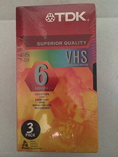 Most Popular VHS Tapes