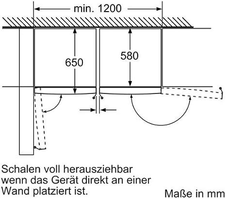 Bosch GSN36AI31 - Congelador Vertical Gsn36Ai31 No Frost: Amazon ...