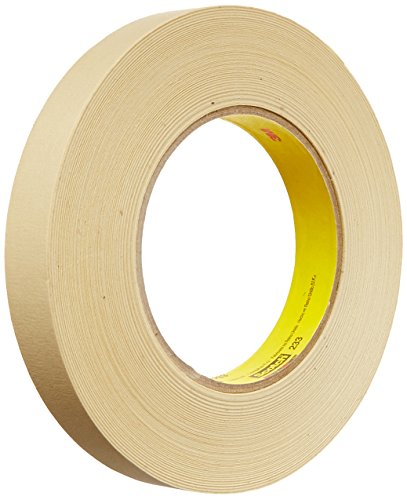 Scotch 06334 233 18 mm x 55 m Automotive Refinish Masking Tape Automotive Refinish Masking Tape
