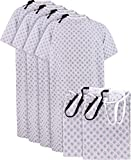 Utopia Care 6 Pack Cotton Blend Hospital Gown, Back