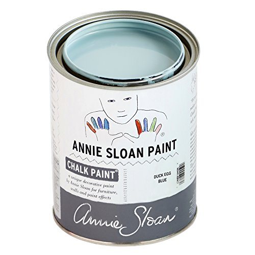 Chalk Paint (R) by Annie Sloan – Decorative Paint for Furniture, cabinets, Floors, Home Decor, and Accessories – Water-Based – Non-Toxic – Matte Finish (Quart - 32oz, Duck Egg) by Annie Sloan (Image #7)
