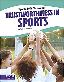 Book Trustworthiness in Sports (Sports Build Character)