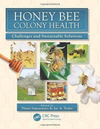 Honey Bee Colony Health: Challenges and Sustainable Solutions (Contemporary Topics in Entomology) (2011-11-17)
