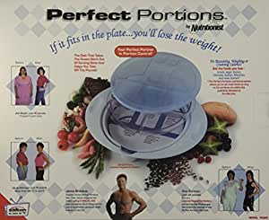 Relaxor FF8PP Perfect Portion Plate Portion Control Health System