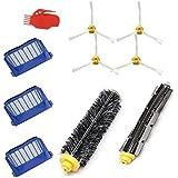 Smartide iRobot Kit di Ricambi sostituzione per kit roomba 585 595 600 620 650 651 ricambi serie