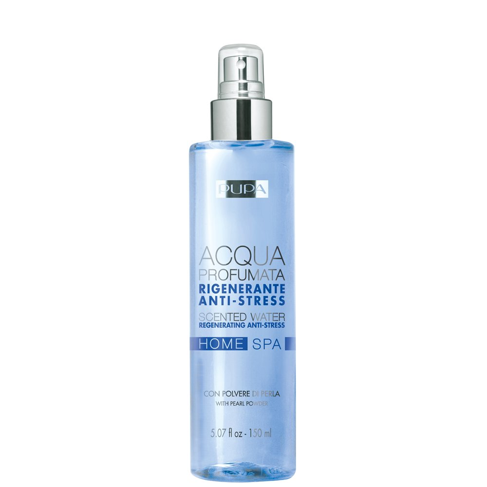 Home Spa Acqua Profumata Rigenerante Anti-Stress 150 ml Spray Donna Pupa PUP20094