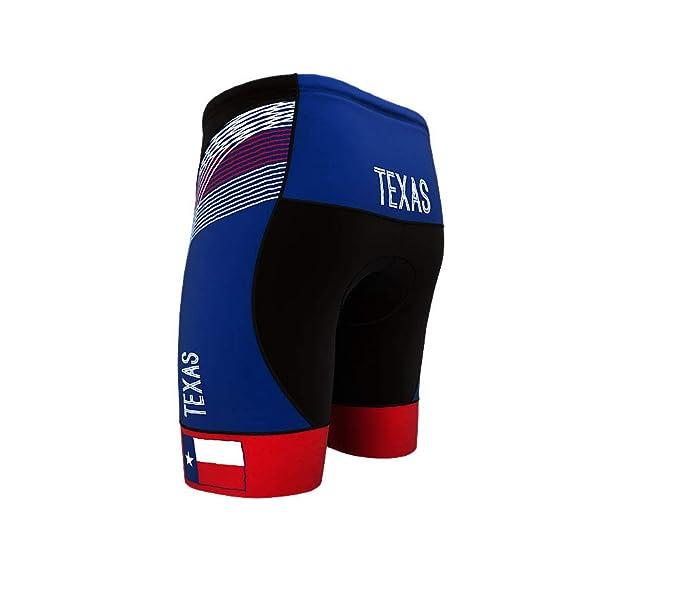 Amazon.com  Texas Bike Cycling Pro Shorts for Men  Clothing 6acb05f37