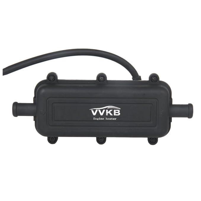 vvkb 230 V 3000 W Diesel del refrigerante del motor Calentador titan-p3 TUV certificación CE FCC ROHS: Amazon.es: Coche y moto