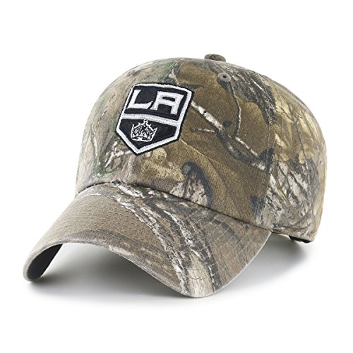 fd123b953d10e Los Angeles Kings Camouflage Caps. NHL Los Angeles Kings Realtree OTS  Challenger Adjustable Hat ...
