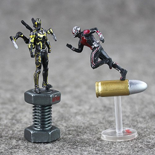 Game, Fun, 1pcs The Anime Figures Ant Man Hornets Warrior Action Fugires Doll Model Toy, Toy, Play