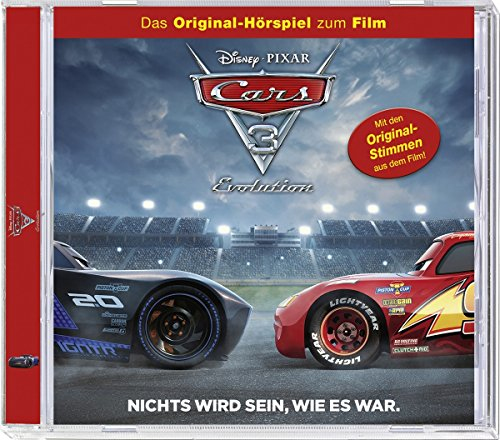 Price comparison product image Cars 3