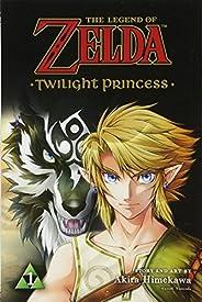 Legend of Zelda Twilight Princess, Vol. 1