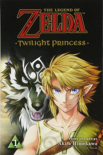 The Legend of Zelda Twilight Princess, Vol. 1 (1) [Himekawa, Akira] (Tapa Blanda)